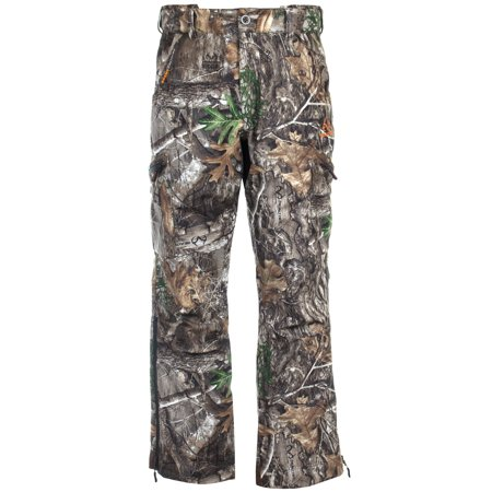 Realtree Men's Tricot Hunting Pant, Realtree Edge, Size 2X-Large