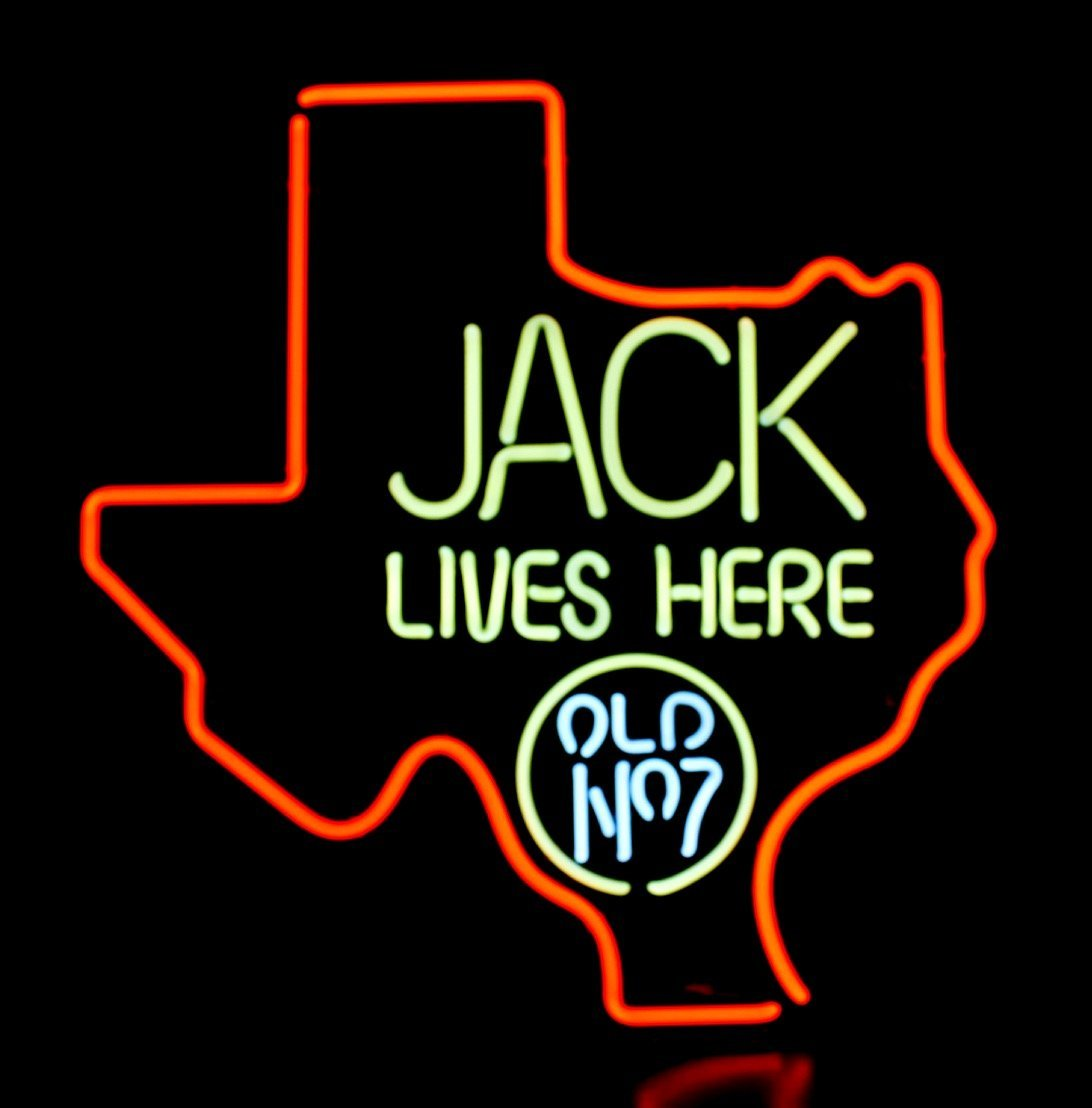 "19/""x15/""Jack Daniel/'s Neon Sign Light Beer Bar Pub Party Home Room Wall Decor"