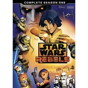 Star Wars Rebels: Complete Season One (DVD) by Buena Vista Home Entertainment