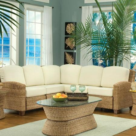 Cabana Banana Honey L Shape Sofa