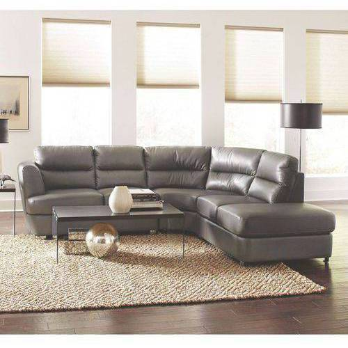Coaster Grey Chaisson Sectional