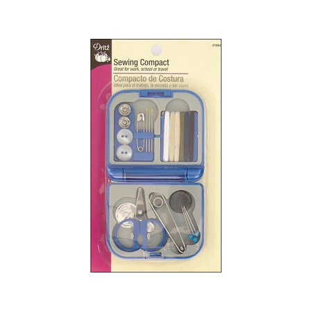 Dritz Sewing Kit (27082 DRITZ SEWING COMPACT KIT)