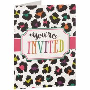 Way to Celebrate! Invitations with Envelopes 8 ct Bag
