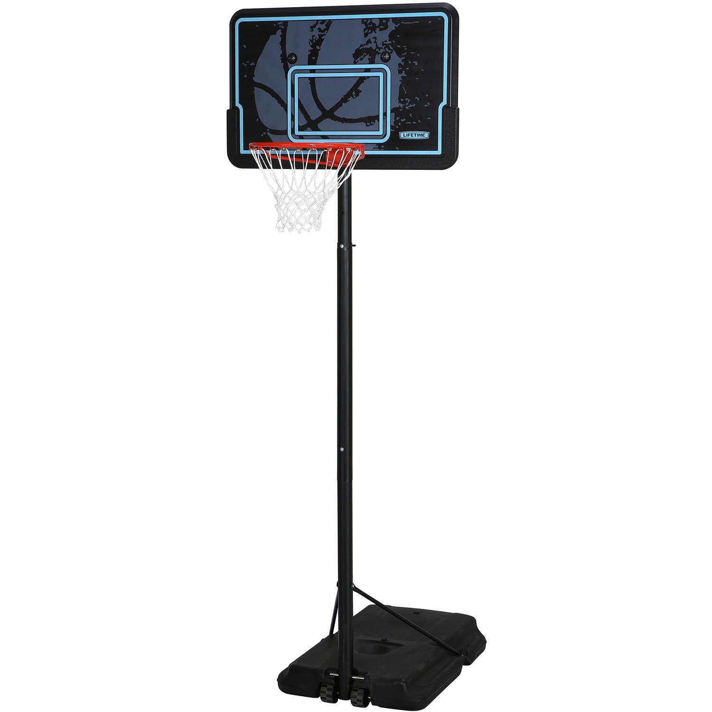 Lifetime Adjustable Portable Basketball Hoop (44-Inch Impact), 90759