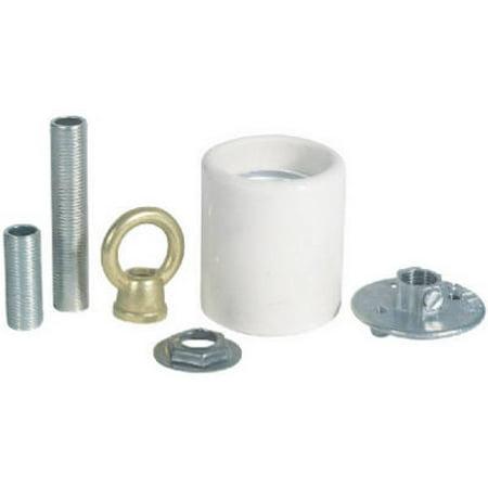 - Porcelain Light Socket Adapter Kit, Westinghouse, 70408