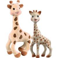Sophie La Girafe Teether & Plush Set
