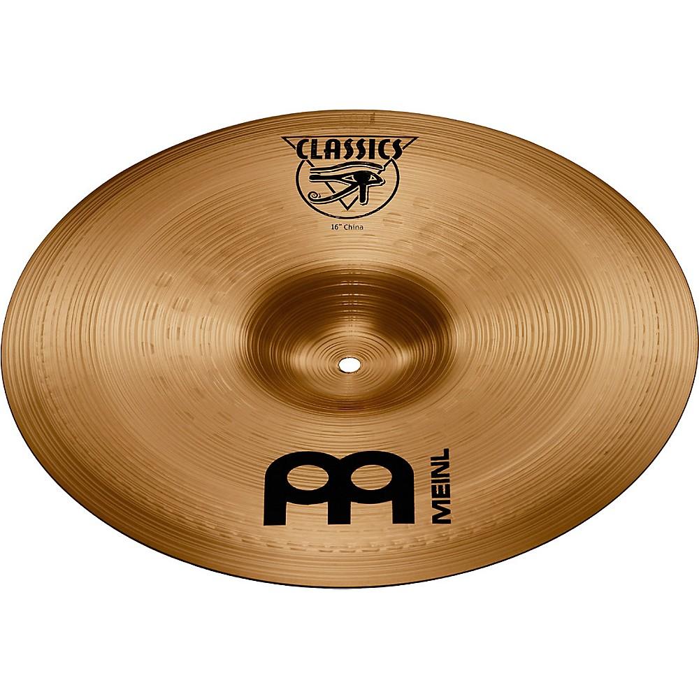 """Meinl Classics China Cymbal 16"""""""