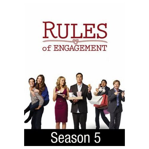 Rules of Engagement: Fun Run (Season 5: Ep. 10) (2010)