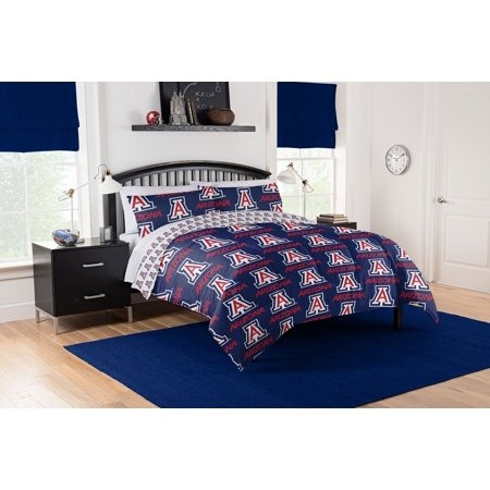 NCAA Arizona Wildcats Full Bed In Bag Set, 1 Each ()