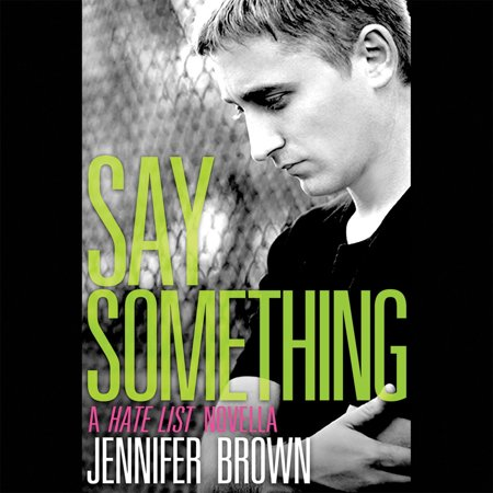 Say Something - Audiobook