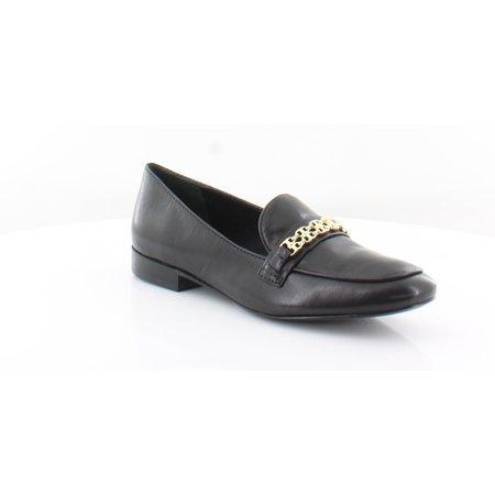 Tory Burch Gemini Link Women's Flats & Oxfords Black Size 7.5 (Tory Burch Flat Sale)