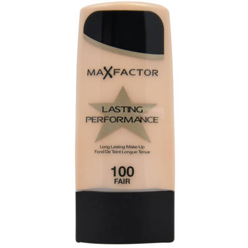 Max Factor for Women Lasting Performance Long Lasting Foundation, 35mL