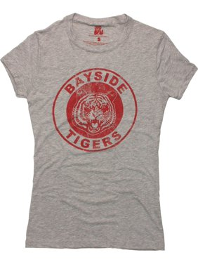 579ffeb945f24 Product Image Saved by the Bell Tigers Baby Tee