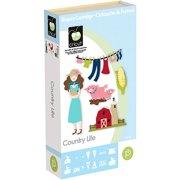 Cricut - Country Life Cartridge
