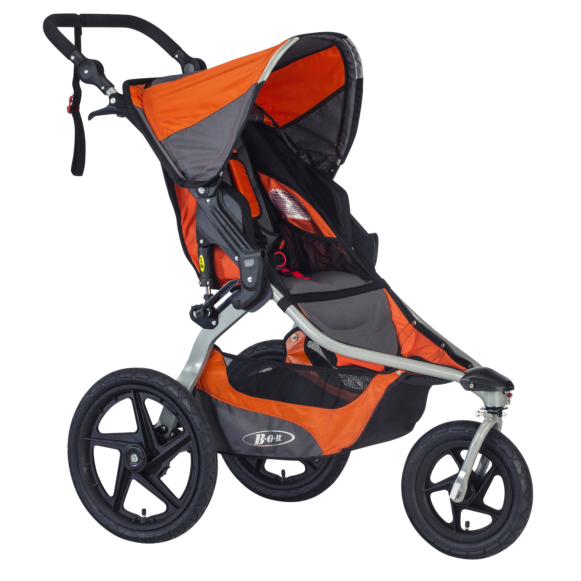 BOB Revolution Flex Single Stroller - Canyon