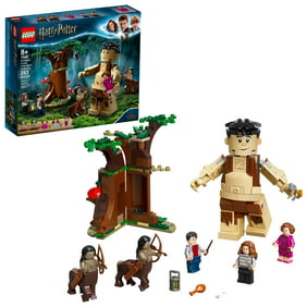 LEGO Harry Potter Forbidden Forest: Umbridges Encounter 75967 Harry Potter Building Toy with Minifigures (253 Pieces)