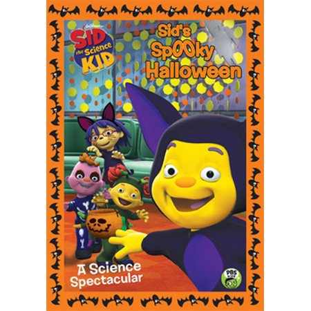 Sid the Science Kid: Sid's Spooky Halloween (DVD)