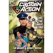 Captain Action : Cry of the Jungle Lord