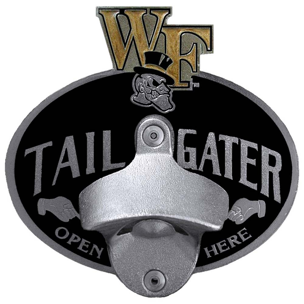 Wake Forest Tailgater Hitch Cover