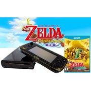 Refurbished Nintendo Wii U 32GB Console - The Legend of Zelda: The Wind Waker HD Bundle