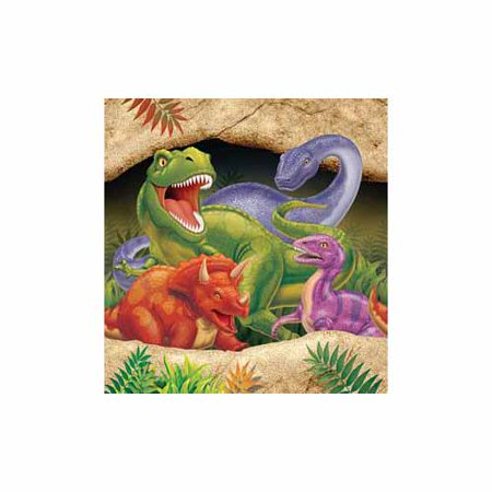 Dino Blast Plastic Tablecover by Creative Converting - 72501