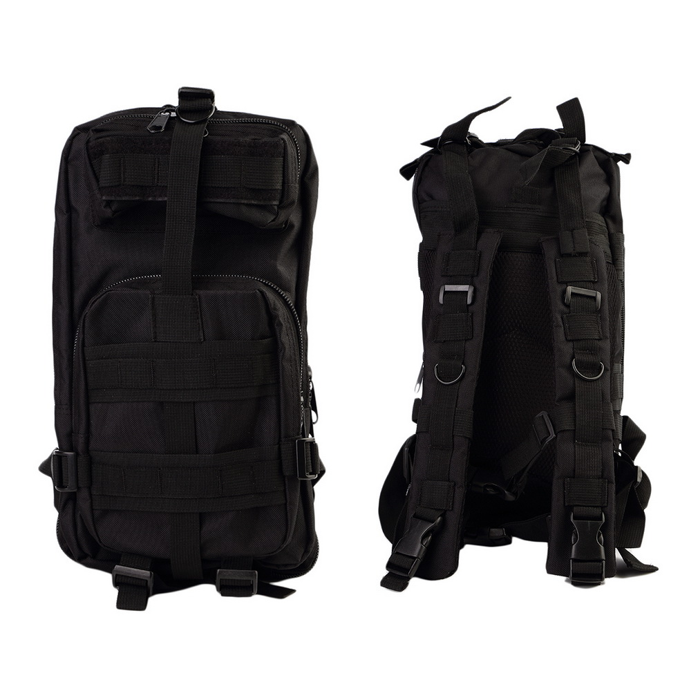 Military Tactical Backpack Small Rucksacks Hiking Bag Outdoor Trekking Camping Tactical Molle Pack Men Tactical Combat... by LESHP