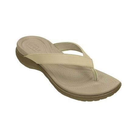 Capri Crocs Women's Flip Sandals V OZTkXuPwi