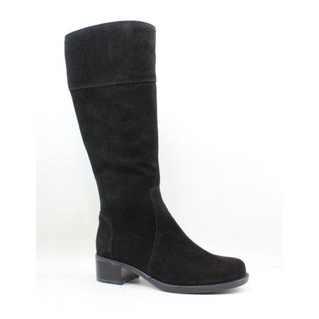 La Canadienne Womens Passion Black Fashion Boots Size 6