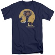 ET Moon Frame Mens Big and Tall Shirt