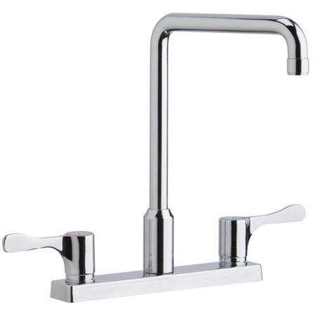Elkay LKD2442BHC Kitchen 3-Hole Faucet ()