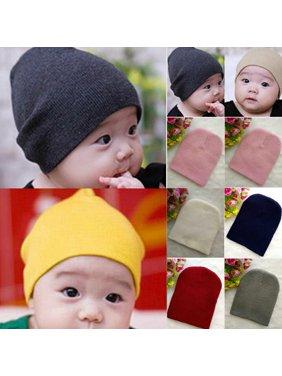Multitrust Unisex Baby Cap Beanie Boy Girl Toddler Infant Children Cotton Soft Cute Hat