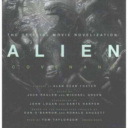 Alien Covenant  The Official Movie Novelization