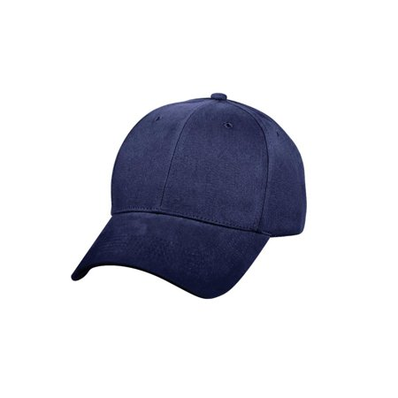 Navy Blue Low Profile Baseball Cap - Walmart.com 6757ffd008b