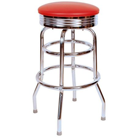 Richardson Seating Retro Home 30'' Swivel Bar - Retro Home Bars