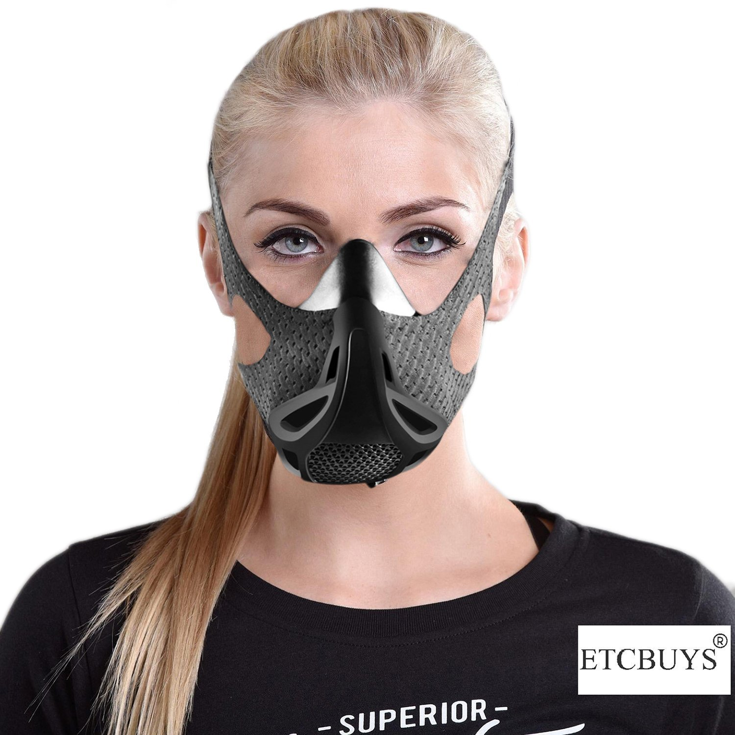 Sports Workout Training Altitude Mask
