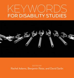 Keywords for Disability Studies - eBook