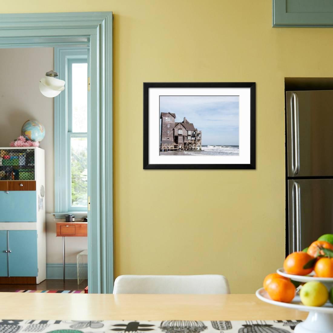 Nights in Rodanthe Movie House Vacation Rental - Coastal Decor Ideas  Interior Design DIY Shopping