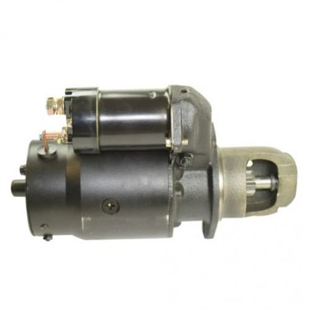 Starter - Delco Style (4326), Remanufactured, Delco Remy, 1107280, John  Deere, AT12283