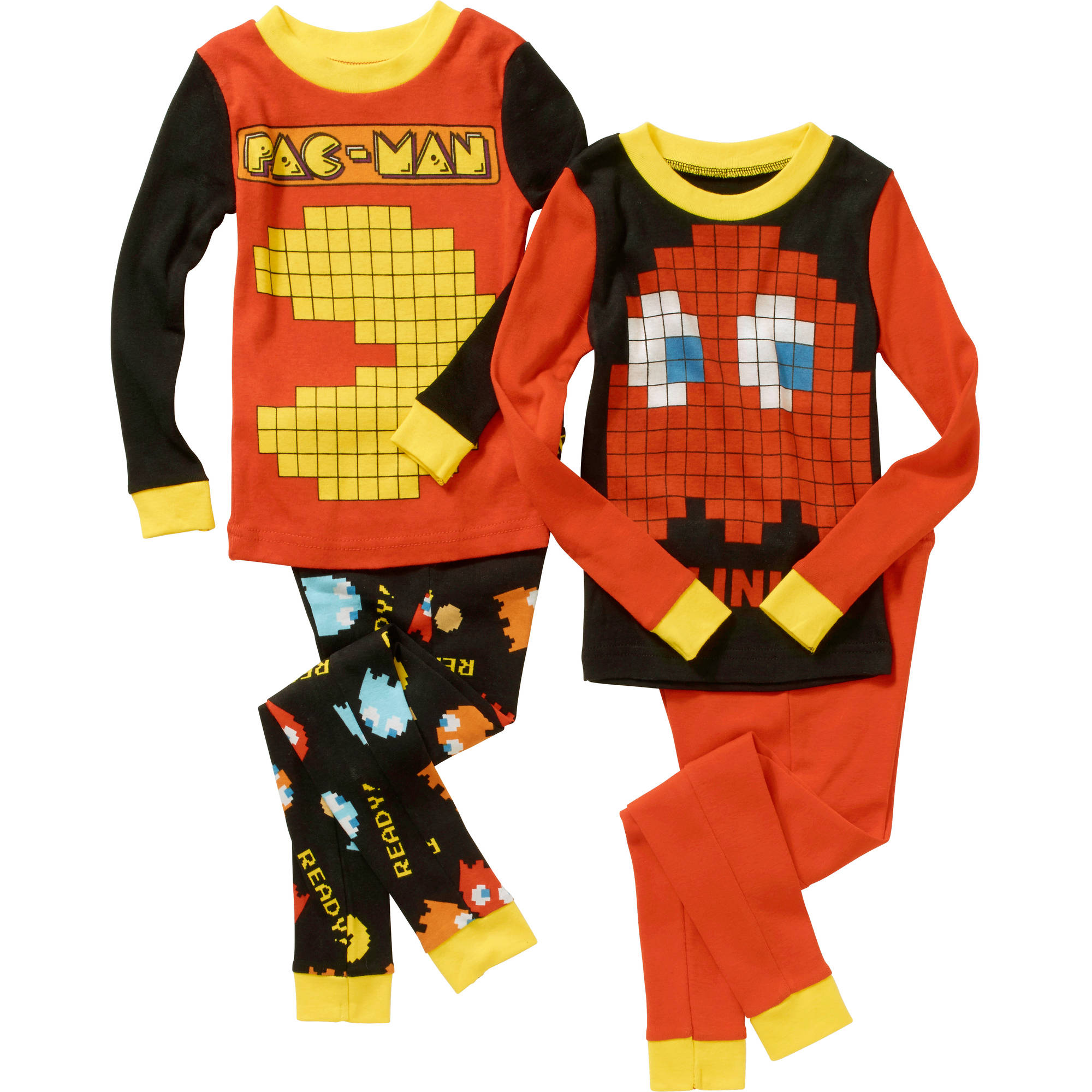 Pacman Toddler Boy Cotton Tight Fit Paja