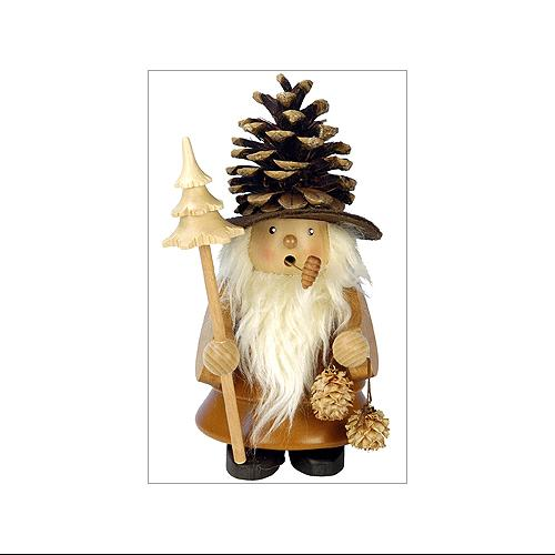 Ulbricht The Pinecone Man Incense Smoker