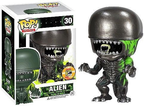 Funko POP! 2013 SDCC San Diego Comic-Con Exclusive Vinyl Figure Bloody Alien by Funko