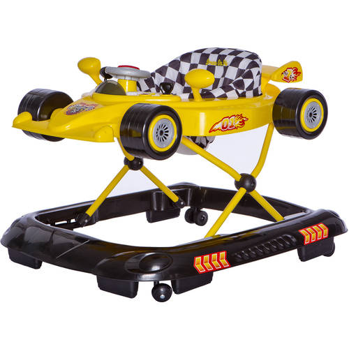 Dream On Me Victory Lane Activity Walker, Multiple Colors by Dream On Me
