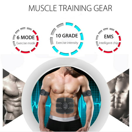 Feature:1. Exercise Muscle - Exercise abdominal muscles, waist muscles, leg muscles and other parts to achieve muscle shaping effect.2. Muscle strength recovery - Helps muscle strength gradually re - image 7 of 12