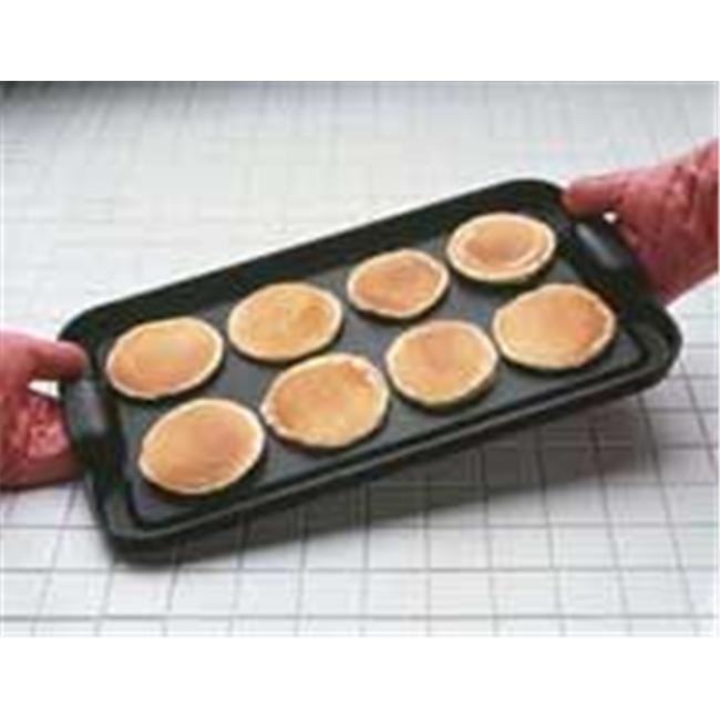 CHEFS DESIGN Maxi Griddle Rangetop Double Burner Griddle - 3230