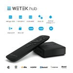 WETEK HUB ANDROID TV BOX - MED