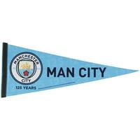 "Manchester City WinCraft 12"" x 30"" Premium Stadium Pennant"