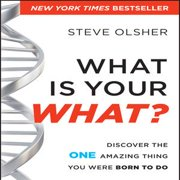 What is Your WHAT? - Audiobook