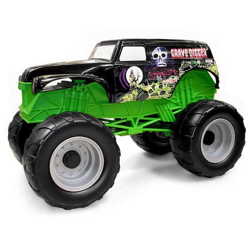 Monster Jam Trucks Toys Walmart