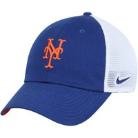 d25f5555f7312 Product Image New York Mets Nike Heritage 86 Team Trucker Adjustable Hat -  Royal White - OSFA