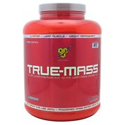 True Mass Vanilla BSN 5.75 lbs Powder